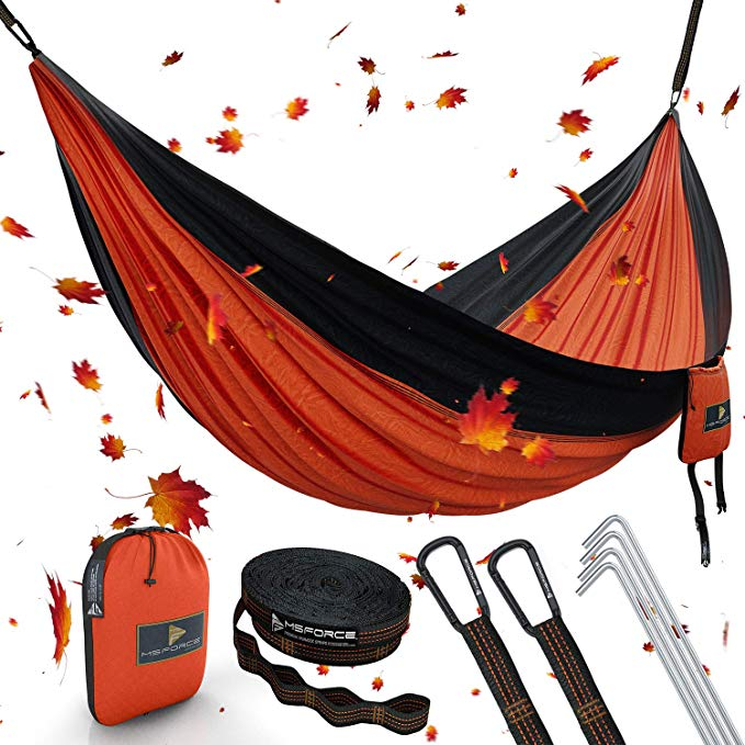 MsForce Double Camping Hammock